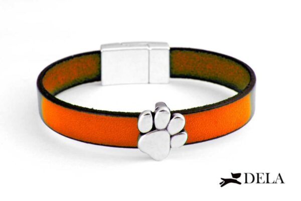 bracciale arancione