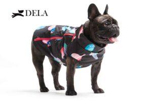 cappottino impermeabile per cane