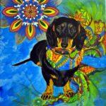 quadro cane