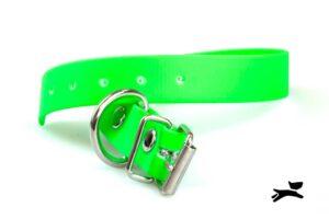 Collare verde fluo