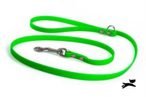 Guinzaglio verde fluo