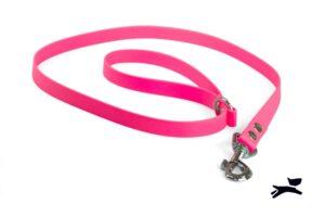 Guinzaglio rosa fluo